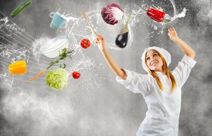 בין ניהול וארוחת החג